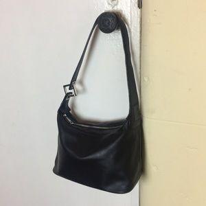 Black Bally handbag